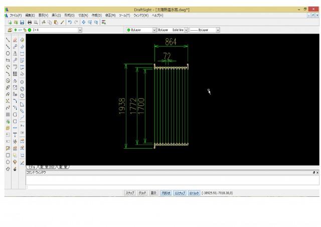 CADを使った設計