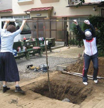 井戸掘りWS in 仙台 | オフグリ...